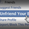 My ex sent me a friend request, should I accept it?